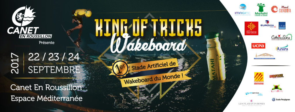 communication evenement de wakeboard