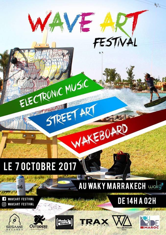 wave art festival