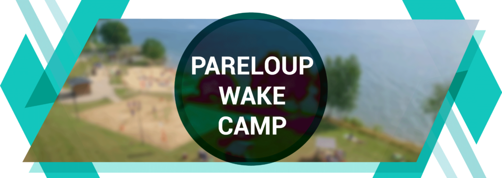 pareloup wake camp wakeboard