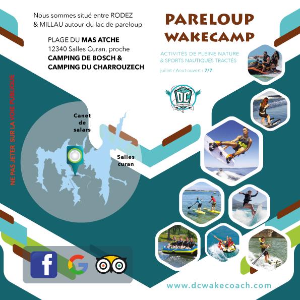 flyers 2020 pareloupwakecamp